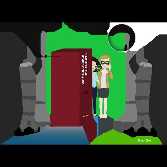 green screen graphic